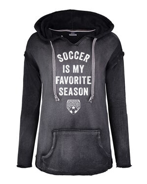 Favorite Season Ladies Sweatshirt Large