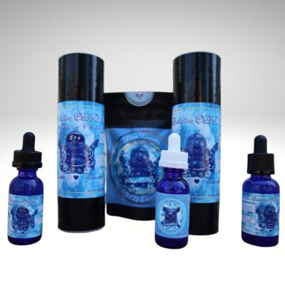 Blue Buddha CBD Sampler Bundle