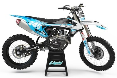 KTM STRIKE WHITE SERIES