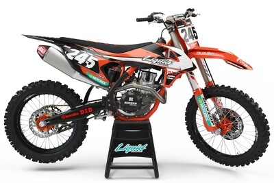 KTM STRIKE ORANGE SERIES