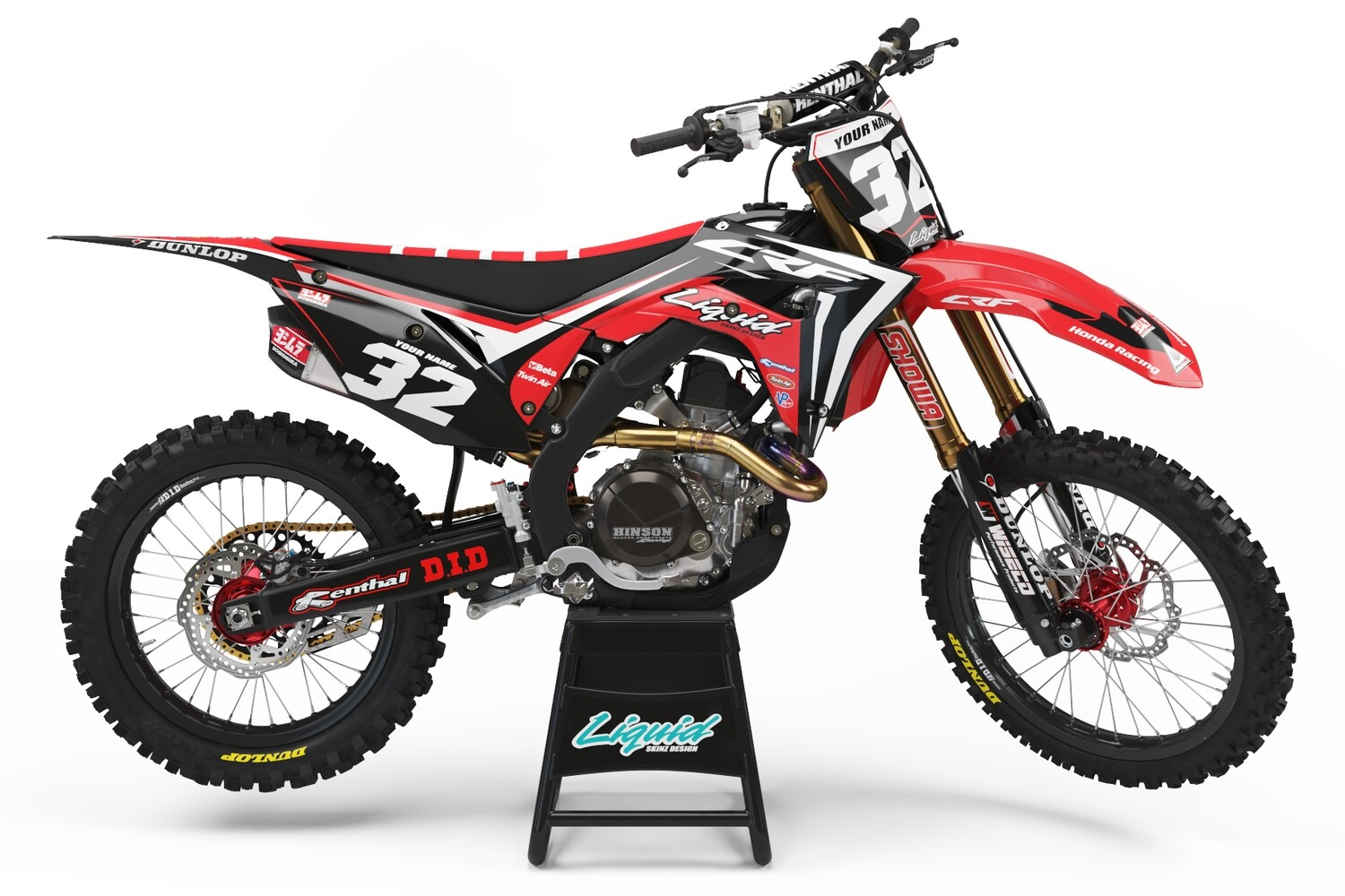CRF AUTHENTIC KIT