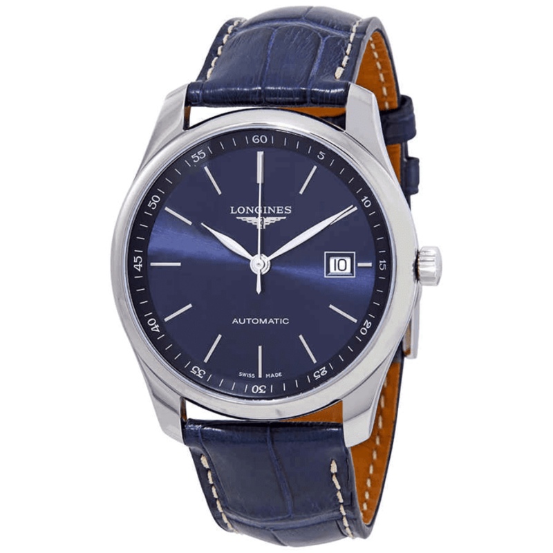 Longines Master Collection 42MM Blue Dial Automatic  Men's Watch