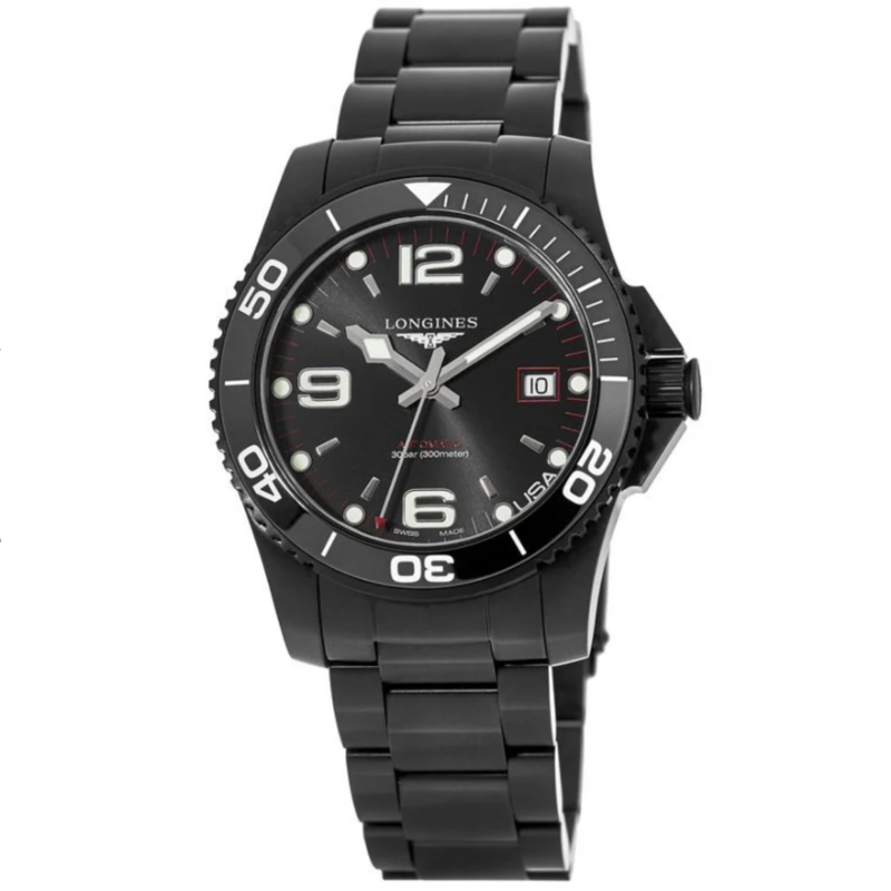 HydroConquest Automatic USA Exclusive Edition Men's Watch