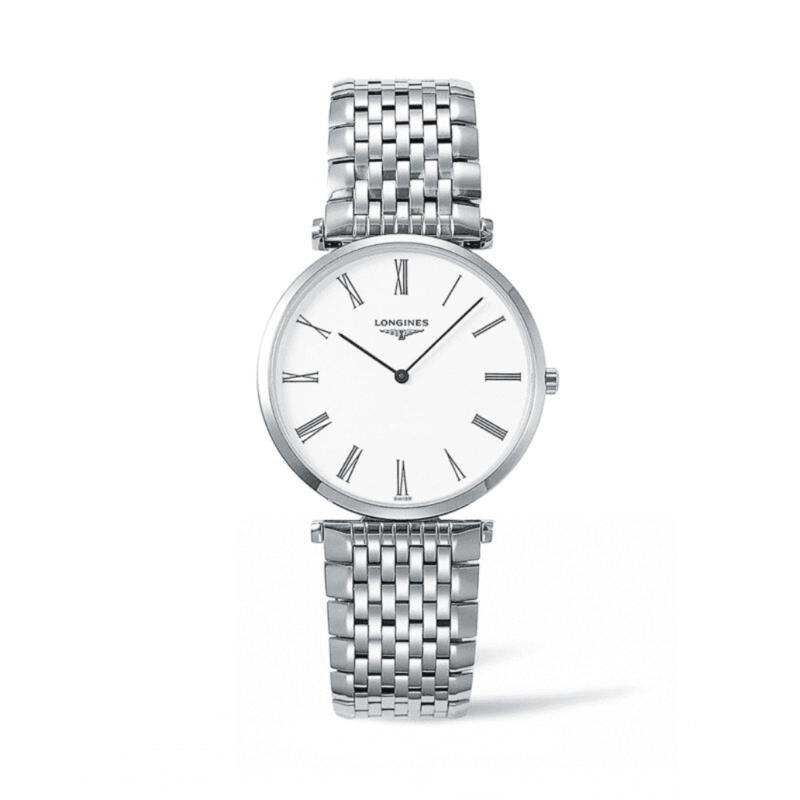 La Grande Classique White Dial Men's Watch