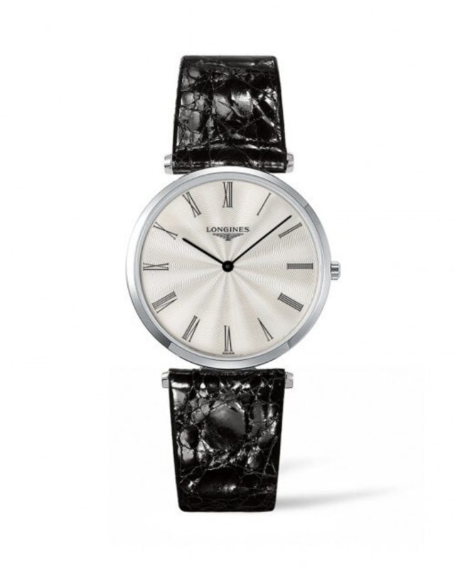 La Grande Classique Silver Dial Ladies Watch