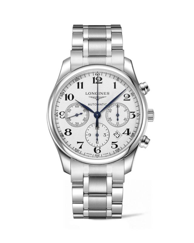 Master Collection Automatic Chronograph Men's Watch