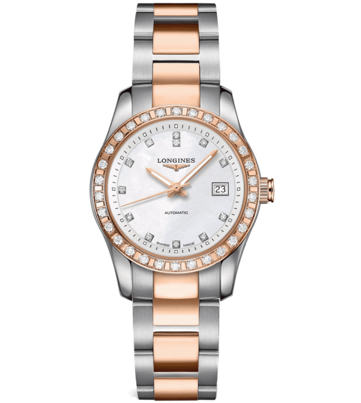 Ladies Longines Conquest Classic Automatic