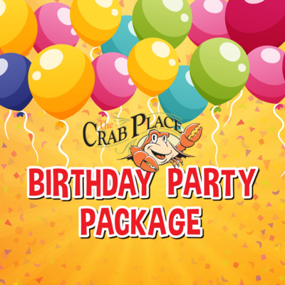 Deluxe Celebration Package