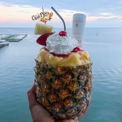 Crabbers Sunset Pineapple