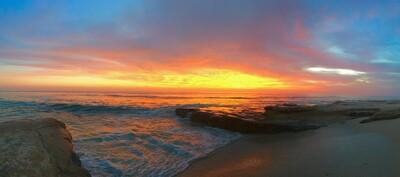 San Diego Sunset 002