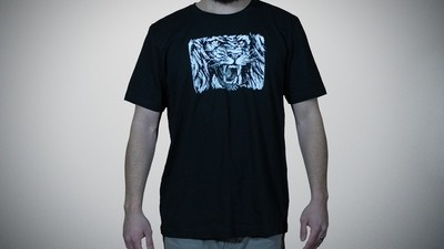 """Be A Lion"" t-shirt"