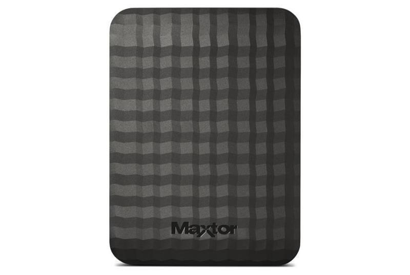 Maxtor M3 1TB USB 3.0 Portable External Hard Drive