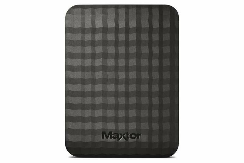 Maxtor M3 4TB USB 3.0 Portable External Hard Drive