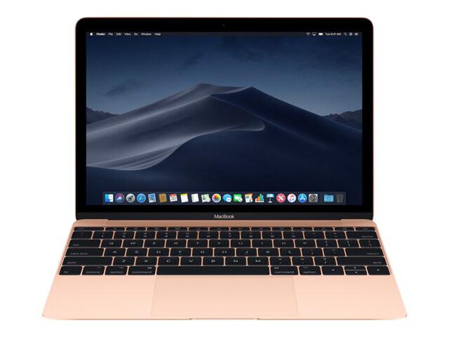 """Apple MacBook - 12"""" - Core i5 - Rose Gold - Refurb."""