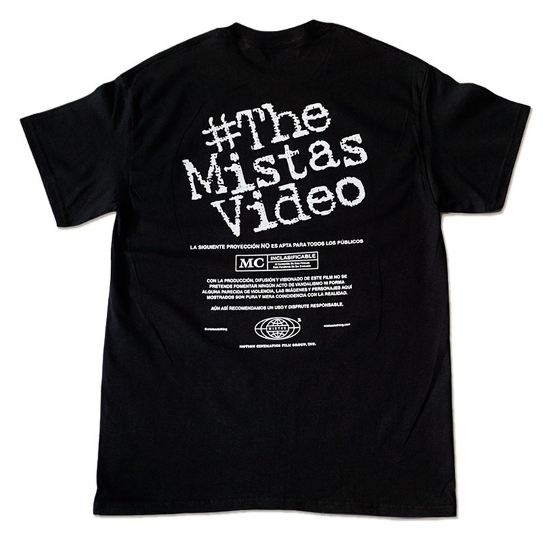 #TheMistasVideo Tee