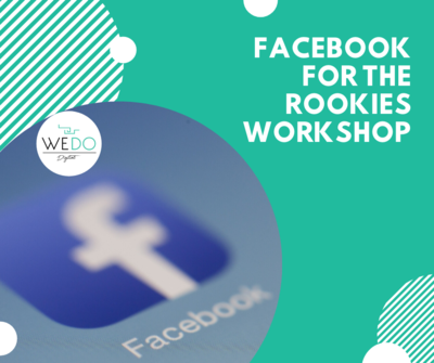 Facebook For The Rookies Workshop