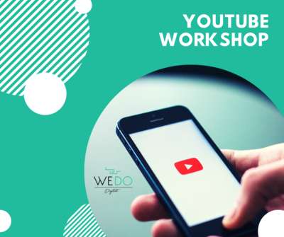 Workshop: YouTube - Where The Fun Is At