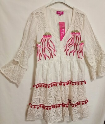 Vestido boheme Aloa