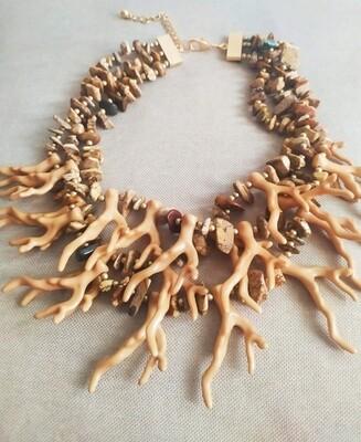 Collar Linea Coral Aloa