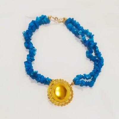 Collar precolombino Aloa