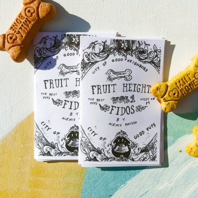 Fruit Heights Fidos zine