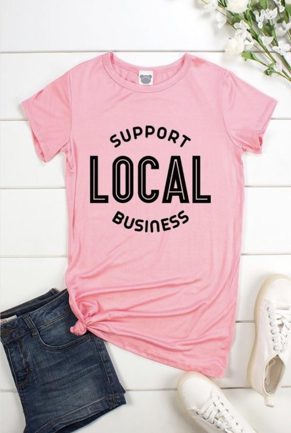 Localz Short Sleeve T-Shirt