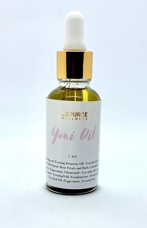 Coconut Rose  - Yoni Deluxe Bundle