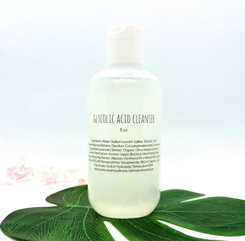 Glycolic Acid Cleanser