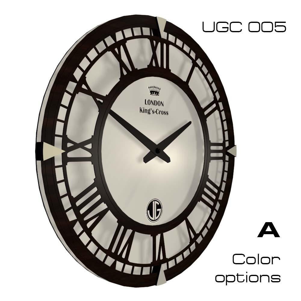 Часы настенные Классик, руглые UGC005 (d 45)