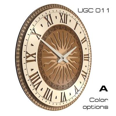 Настенные часы Классик, круглые UGC011 (d 45)