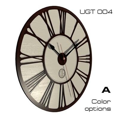 Часы настенные Классик, круглые UGC004 (d 45)