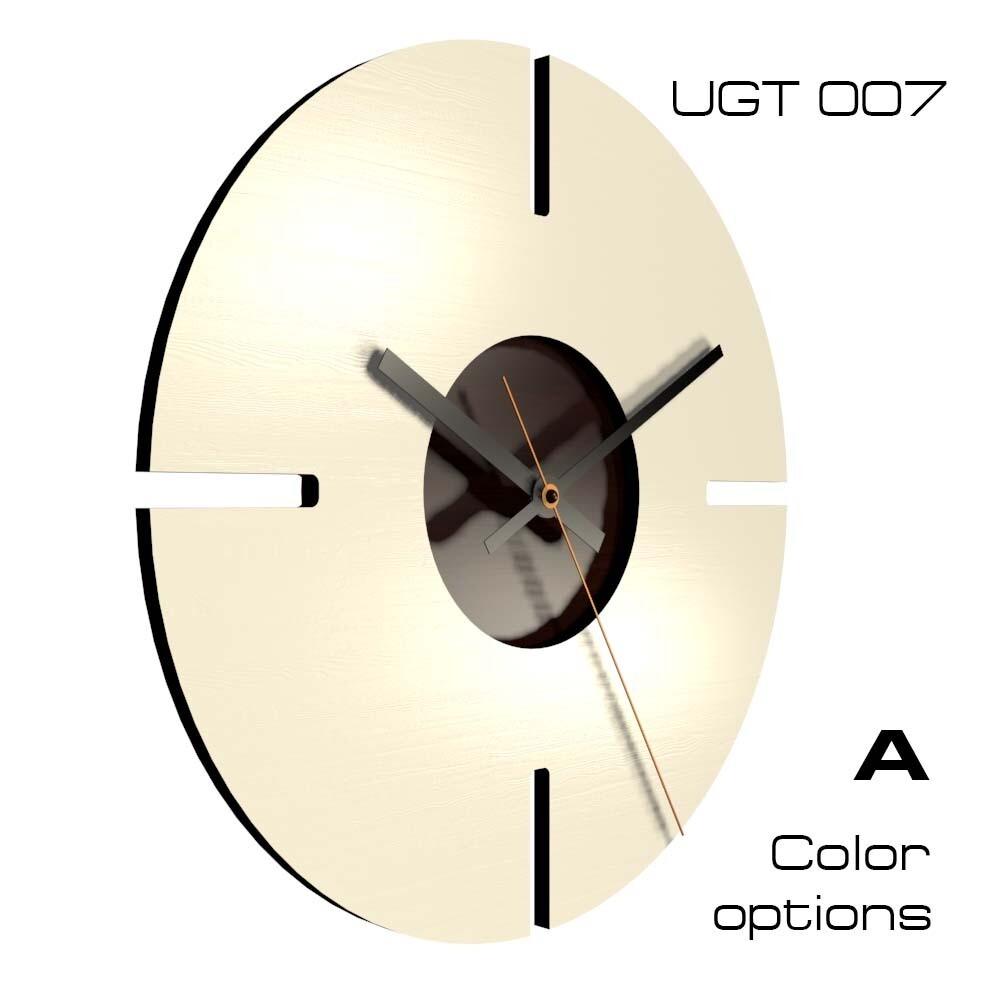 Часы настенные Лофт UGT007(d 30)