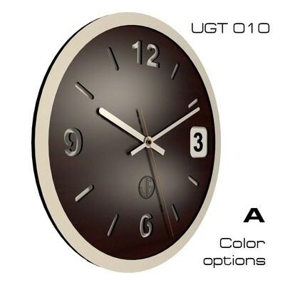 Часы настенные Лофт UGT010  (d 30)