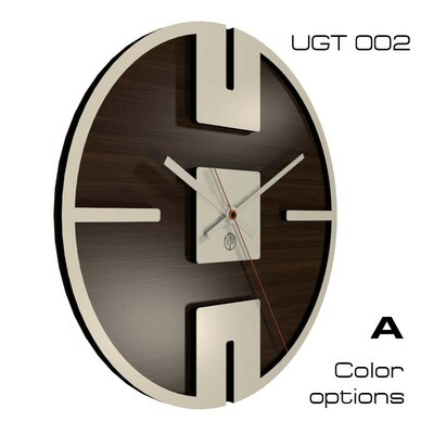 Часы настенные Лофт UGT002 (d 30)