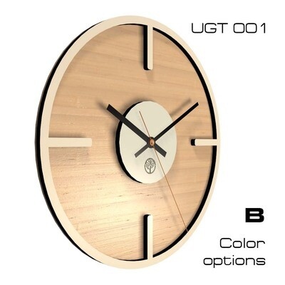 Часы настенные Лофт UGT001 (d 30)