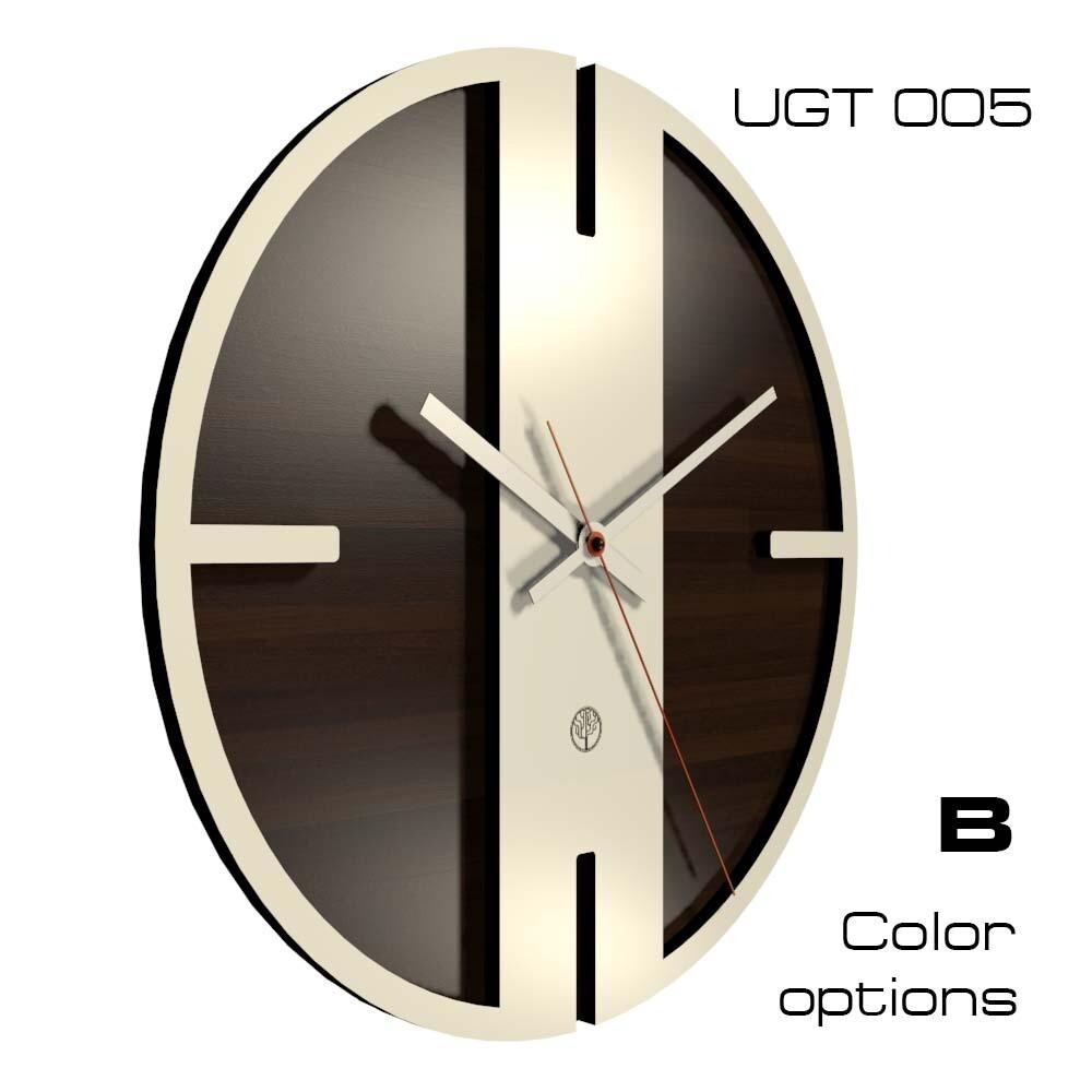 Часы настенные Лофт UGT005 (d 30)