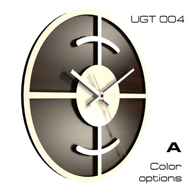Часы настенные Лофт (d 30)