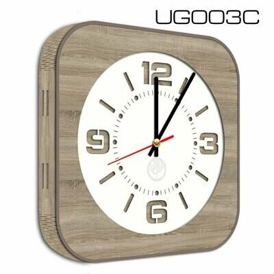 Часы настенные Лофт, корпусные (d 20)