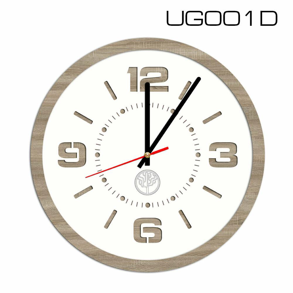 Часы настенные, круглые (d 30)