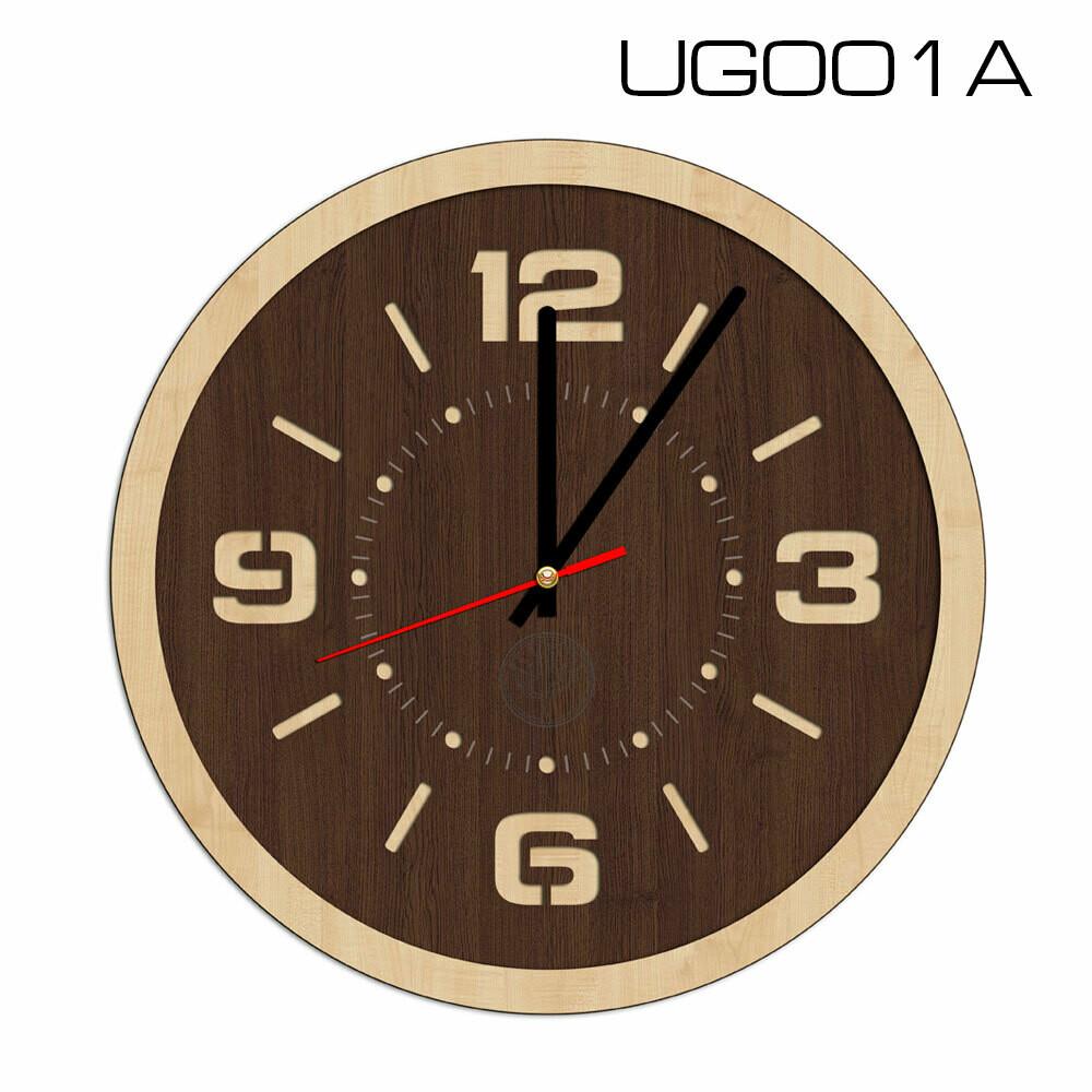 Часы настенные. круглые (d 30)