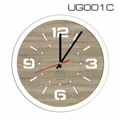 Часы насттеные, круглые (d 30)