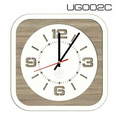 Часы настенные, квадратные(d 30)