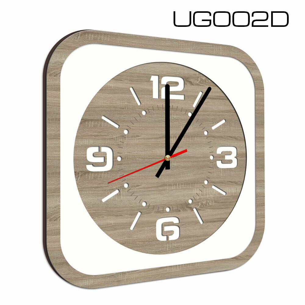 часы настенные, квадратные (d 20)