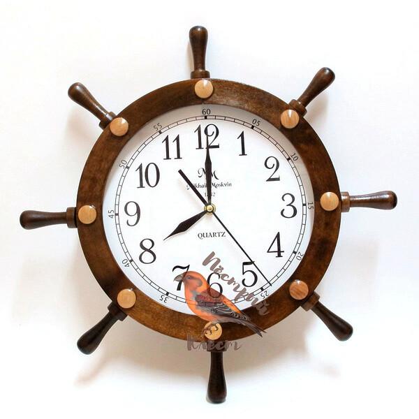 Часы настенные Модерн-Штурвал