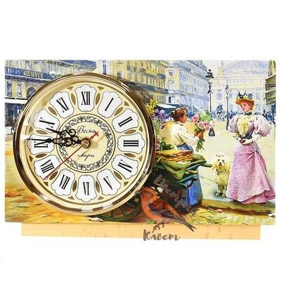 Настольные часы Весна НЧК-108-02
