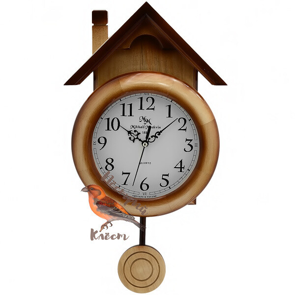 Настенные часы М.Москвин Коттедж 13028А31