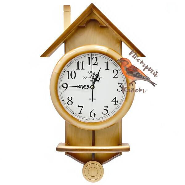 Настенные часы М.Москвин Коттедж 13018А41б