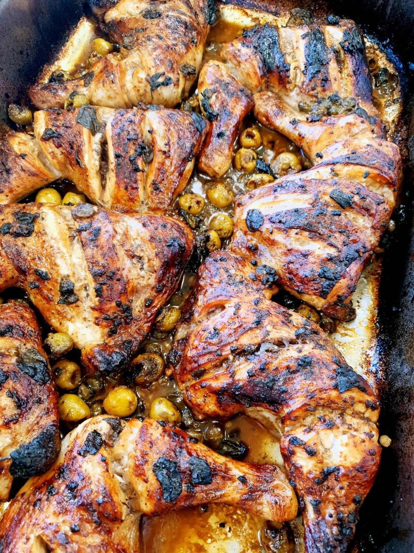Chicken Marbs