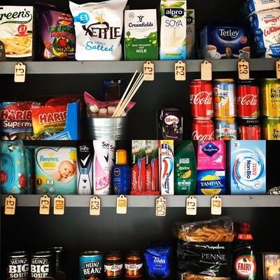 Shop Items
