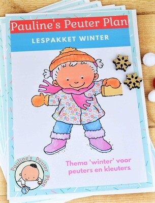 Lespakket Thema Winter